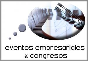Eventos Empresariales y Congresos