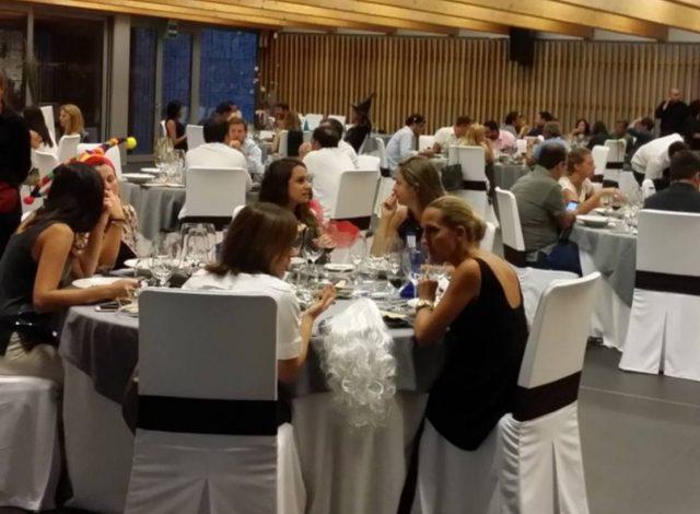 Cena, espectáculo, teambuilding y visita a Bodega Carraovejas