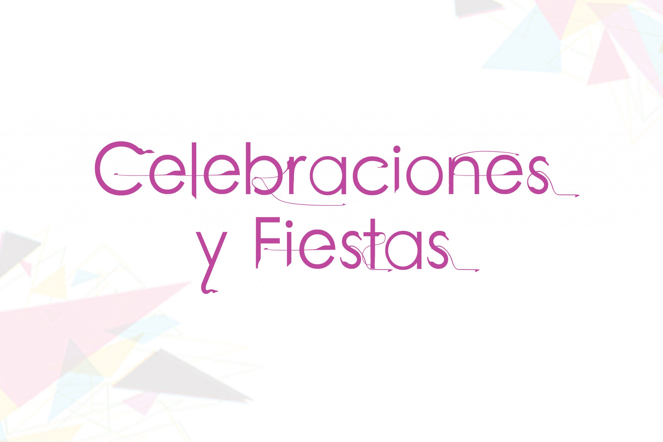 Celebraciones Personalizadas