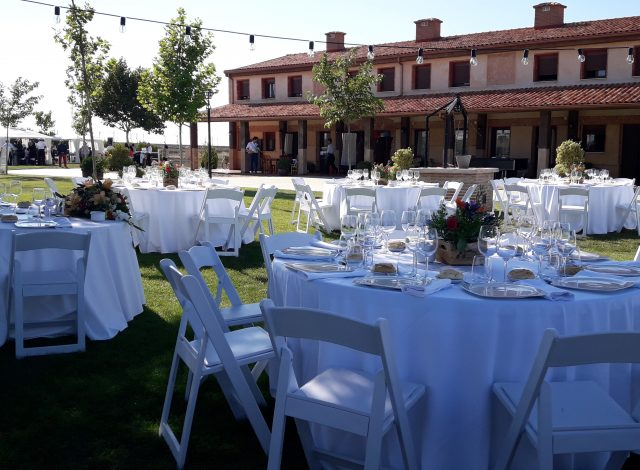 Catering y Wedding Planner en Boda