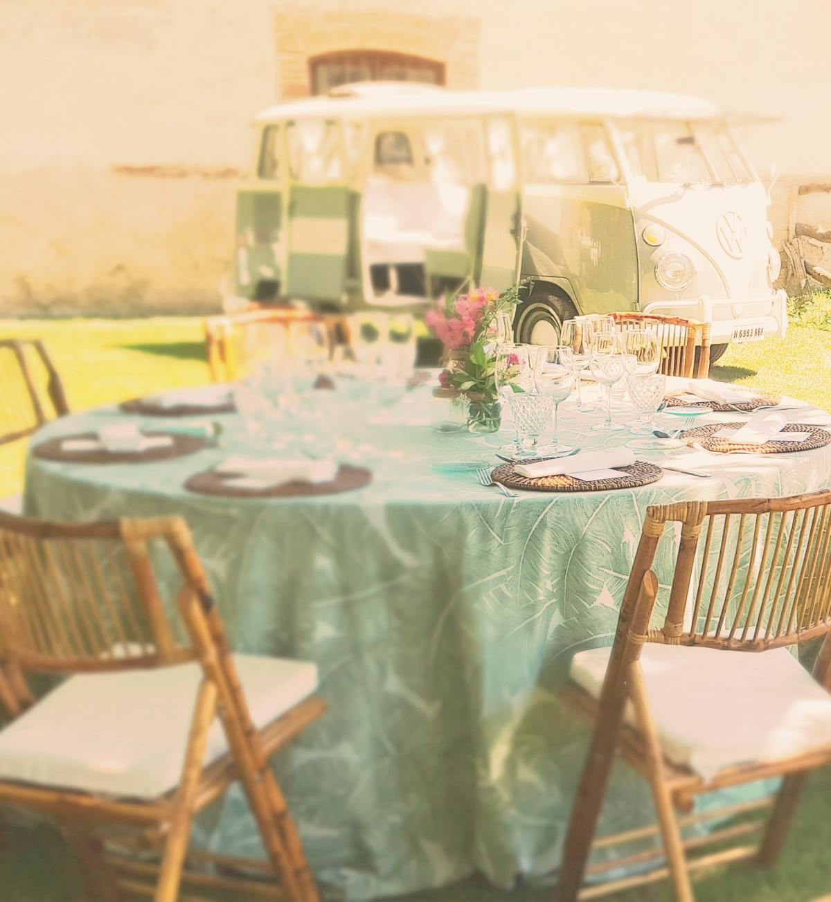 Espacios para bodas y Caterings
