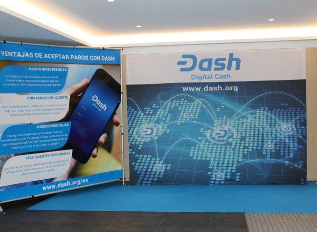 Presentación Dash en España