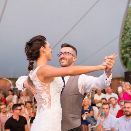 Baile diventia Eventos novios